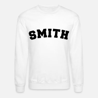 T-shirt Surname Name Men's Sports Jersey Smith Spreadshirt Curved