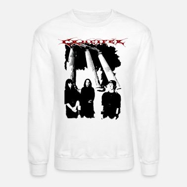 Column Crucifer Columns Design - Crewneck Sweatshirt