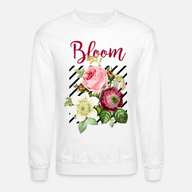 Bloom Bloom - Unisex Crewneck Sweatshirt