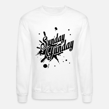 It's Sunday Funday! - Unisex Crewneck Sweatshirt
