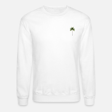 Palm Trees palme - Crewneck Sweatshirt