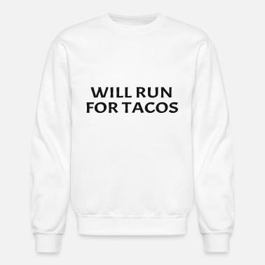 c9973a8458 Will Run For Tacos Funny Running Quote Runner Men's Premium T-Shirt ...