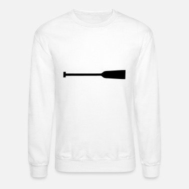 Boat Dragon Boat Paddle - Unisex Crewneck Sweatshirt
