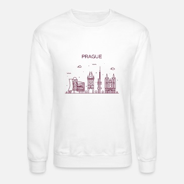 Prague Prague. - Crewneck Sweatshirt