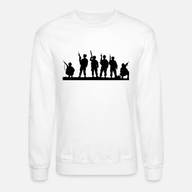 Armed Forces Armed Forces - Unisex Crewneck Sweatshirt