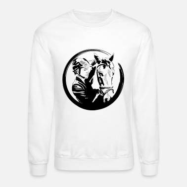 Equitation Horse riding equitation - Crewneck Sweatshirt