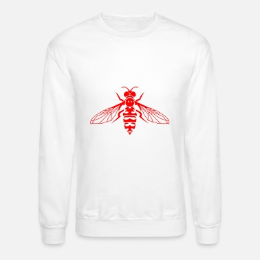 Fly Fly Insects - Unisex Crewneck Sweatshirt