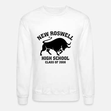 New Roswell High School Class of 2008 - Unisex Crewneck Sweatshirt
