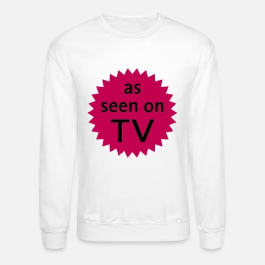 Provocation as seen on TV - Unisex Crewneck Sweatshirt