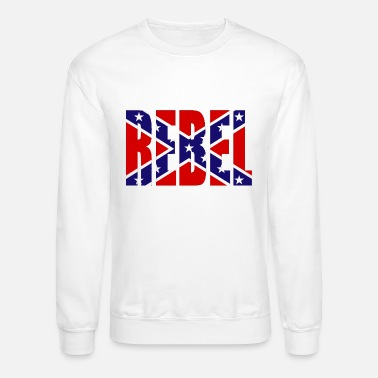 Rebel Flag Rebel - Unisex Crewneck Sweatshirt