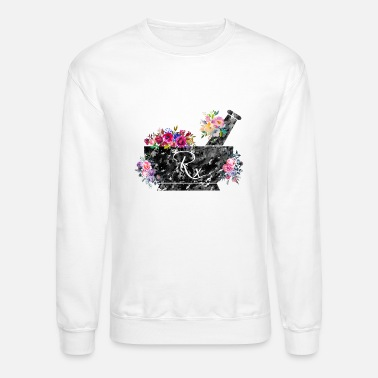 Pharmacist Pharmacist Pestle and Mortar - Unisex Crewneck Sweatshirt