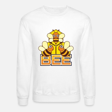Bumble Bee bumble bee honey bee logo - Unisex Crewneck Sweatshirt