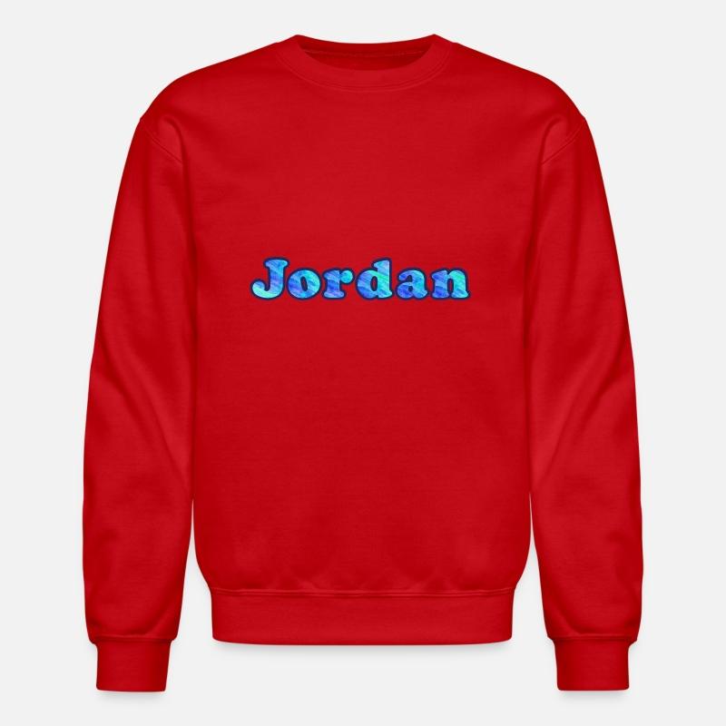 Jordan Unisex Crewneck Sweatshirt Spreadshirt