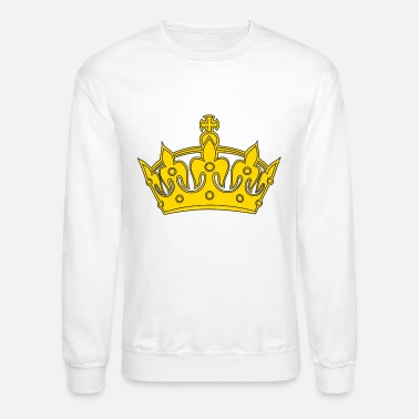 Golden Crown Crown Golden - Crewneck Sweatshirt