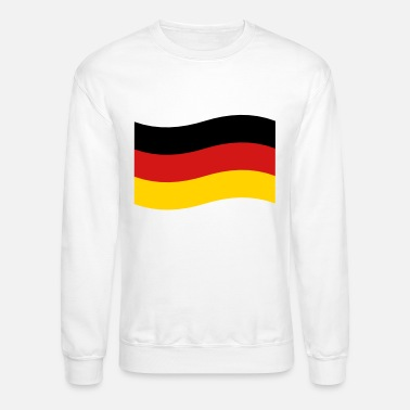 Flag Of Germany Flag of Germany - Unisex Crewneck Sweatshirt
