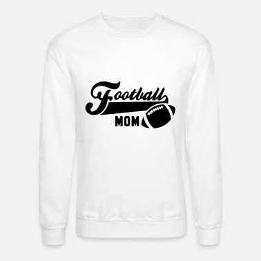 Football Mom - Unisex Crewneck Sweatshirt