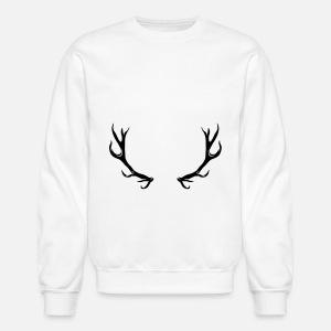 Deer Antlers Men S Premium Hoodie Spreadshirt