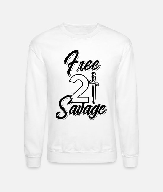 21 Savage French Terry Unisex Hoodie