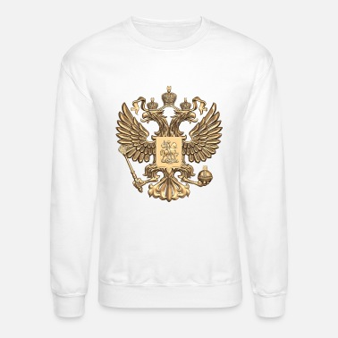 Of Arms coat ot arms russia - Unisex Crewneck Sweatshirt