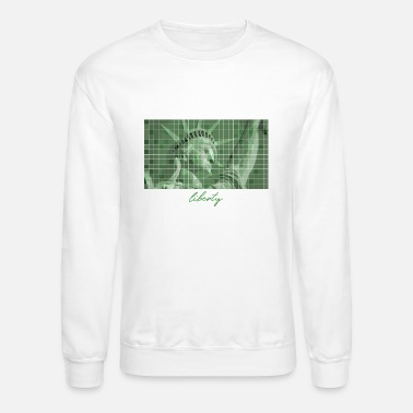 liberty - decision apparel - Unisex Crewneck Sweatshirt
