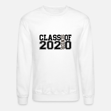 Class Of 2020 senior class of 2020 graduation giftstudies,2020gr - Unisex Crewneck Sweatshirt