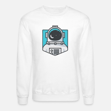 The Astronaut - Unisex Crewneck Sweatshirt