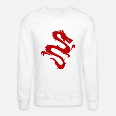 Red Dragon Epic Great Red Dragon Perfect Gift Idea - Unisex Crewneck Sweatshirt