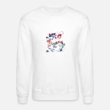 Dragon Chinese dragon - Crewneck Sweatshirt
