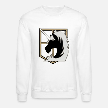 Attack on Titan Military Police - Unisex Crewneck Sweatshirt