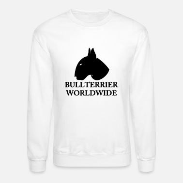 Bullterrier Worldwide - Unisex Crewneck Sweatshirt