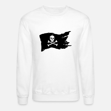 Pirate Flag pirate flag - Unisex Crewneck Sweatshirt