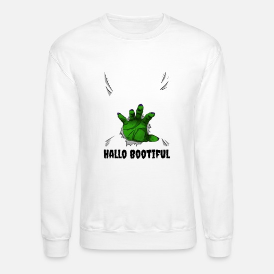Gift Idea Hoodies & Sweatshirts - Monster - Unisex Crewneck Sweatshirt white