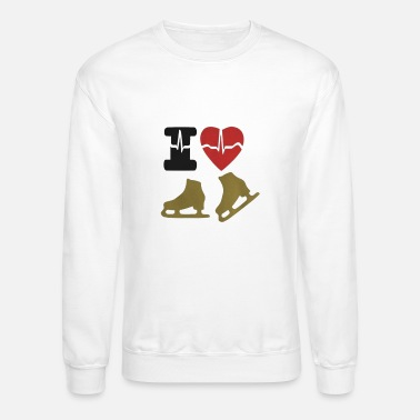 Figure Skating - Crewneck Sweatshirt