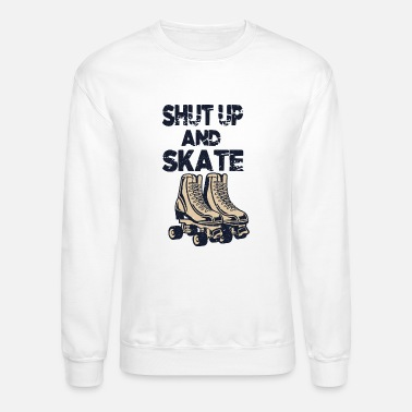 Men's Roller Giftidea Up Hoodie Skate And Shut Play White BxrCeWEoQd
