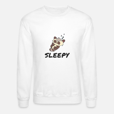 Tired Tired - Unisex Crewneck Sweatshirt