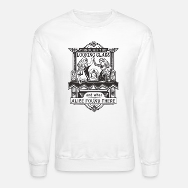 Look Through Through The Looking Glass - Unisex Crewneck Sweatshirt
