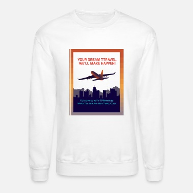 Dream - Unisex Crewneck Sweatshirt