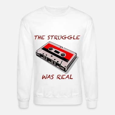 Old School Old School - Crewneck Sweatshirt