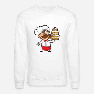 Confiserie Cake Baker Bakery Candy Sweets Tarts Confiserie - Unisex Crewneck Sweatshirt