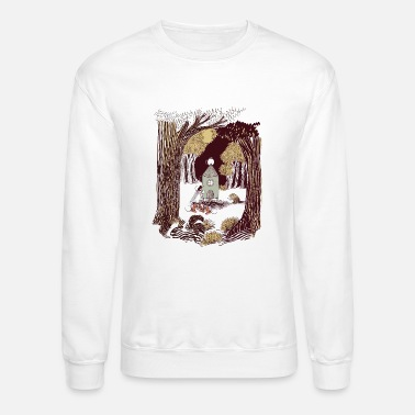 Clear In the Clearing - Unisex Crewneck Sweatshirt