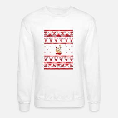 Doctor DOCTOR Ugly Sweater For Christmas SANTA CLAUS VI - Crewneck Sweatshirt