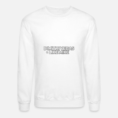 Vegas Dimitri Vegas and Like Mike - Unisex Crewneck Sweatshirt