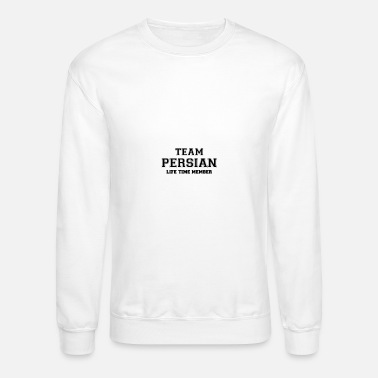 Persians Team persian - Unisex Crewneck Sweatshirt