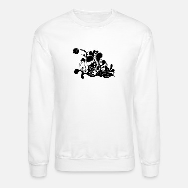 Abstract Abstract Line Art - Crewneck Sweatshirt