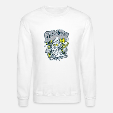 Pillow Pillow Monster - Unisex Crewneck Sweatshirt