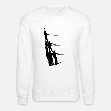 Water Sports Water Ski Water Sports - Crewneck Sweatshirt