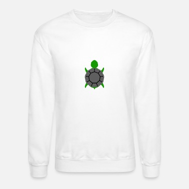 Kids Turtle - Unisex Crewneck Sweatshirt
