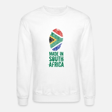 South Africa Made In South Africa - Unisex Crewneck Sweatshirt