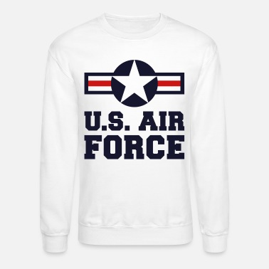 Airforce us air force - Unisex Crewneck Sweatshirt