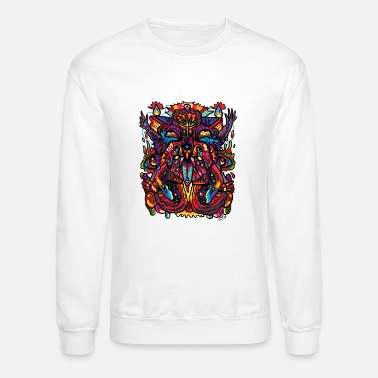 Monster Series: Convulsions - Unisex Crewneck Sweatshirt